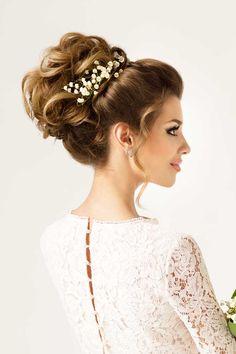 wedding hairstyles medium hair 2