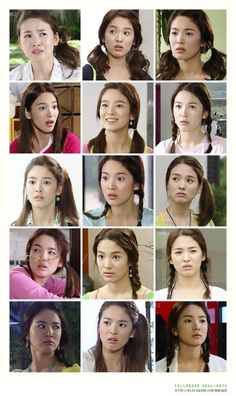 Song hye kyo in full house