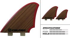 Quillas Keel Culprit Quads Bamboo Red Edge Surf, Bamboo, Shapes, Red, House, Home Decor, Decoration Home, Surfing, Room Decor