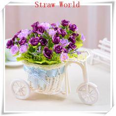 decoracion en triciclo