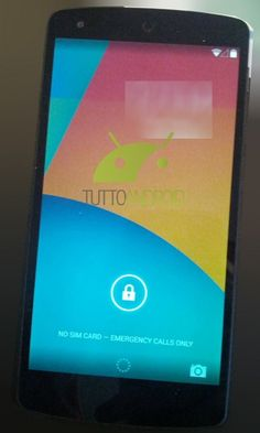 Android 4.4 se filtra en imágenes y muestra algunas de sus novedades en la interfaz