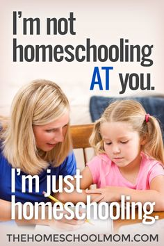A response to those I offend in my choice to homeschool.