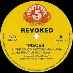 Revoked - Pieces