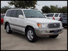 Toyota : Land Cruiser 4d...