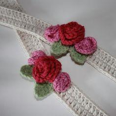 Cherry Heart crochet patterns <3