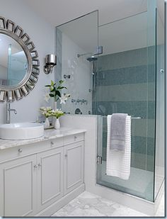 environmental designer home-furniture: My Favorite Sarah Richardson Bathroom Makeovers!