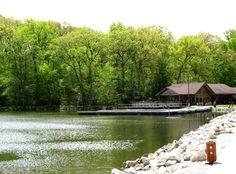 Beaver Dam Lake, Illinois state park