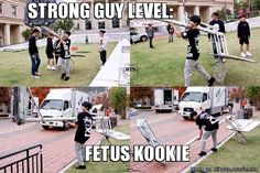 Golden maknae can do it all #BTS #Jungkook | allkpop Meme Center