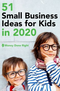 Small business ideas for kids can teach little ones independence, entrepreneurial skills and responsibilities. There are dozens of great business ideas for kids to start. Work From Home Jobs, Make Money From Home, Way To Make Money, Make Money Online, Great Business Ideas, Entrepreneurial Skills, Accounting Jobs, Summer Activities For Kids, Finance Tips
