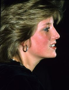 1982 03 14 Charles & Princess Diana attended a performance of the 'Berlioz Requiem (grande messe des morts) at the Royal Albert Hall, in London