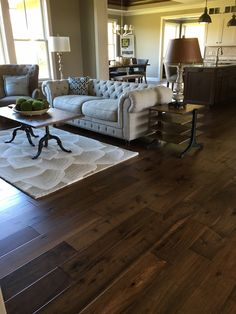 Wood Flooring Mannington Mountain View Hickory In Fawn Home