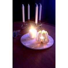 Blossom tealight candle holder by Be&Liv www.beandliv.com #tealightholder #beandliv #design Photo by @millashverdag