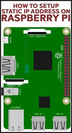 Having a Static IP Address on the Raspberry Pi is very useful as it will make the SSH connection of the Raspberry Pi much simpler and easier. We have already see a tutorial on how to setup our Raspberry Pi in a headless way i.e. without using a monitor and a keyboard.