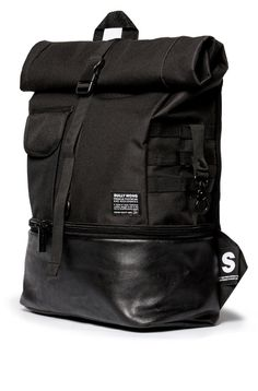 Kyojin Backpack Black.