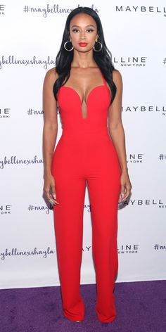 Look of the Day - draya michele from InStyle.com