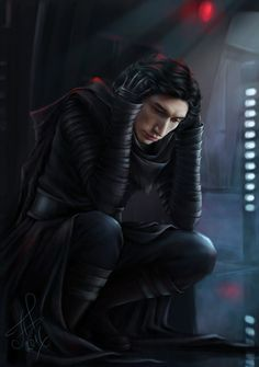 Kylo Ren - I still feel it by Ariata< Don't mind me, I just got my heart cut out is all