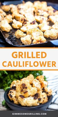 Grilled Cauliflower recipe is an amazing side dish that you can make on your grill right along your grilled main dish. It makes for easy grilling and clean up. You will love this healthy cauliflower recipe! Best Side Dishes, Healthy Side Dishes, Side Dish Recipes, Main Dishes, Dinner Recipes, Easy Vegetable Recipes, Healthy Recipes, Easy Recipes, Delicious Recipes
