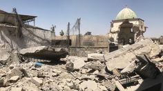 Iraqi forces enter ruins of Mosul Great Mosque of al-Nuri https://tmbw.news/iraqi-forces-enter-ruins-of-mosul-great-mosque-of-al-nuri  Iraqi security forces have entered the site of the destroyed Great Mosque of al-Nuri in Mosul after driving back militants from so-called Islamic State.BBC Arabic's Feras Kilani, who is embedded with troops there, says the complex has not yet been secured and is exposed to IS sniper and mortar fire.Militants blew up the medieval mosque and its landmark…