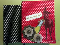 Annes Werkstatt: Kleines Notizbuch (Tutorial)
