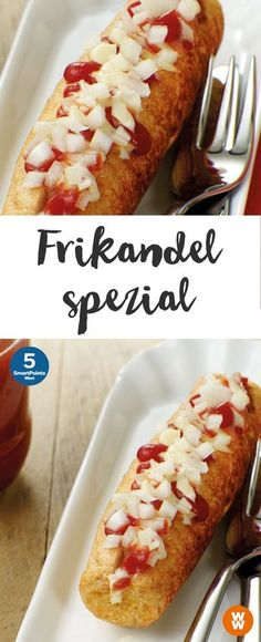 Frikandel spezial - my list of delicious and healthy recipes Weith Watchers, Healthy Snacks, Healthy Eating, Healthy Life, Moist Pumpkin Bread, Diet Recipes, Healthy Recipes, Diet Meals, Diet Tips