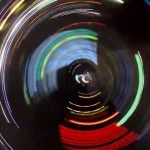 This Is What Happens When You Attach a GoPro Camera to a Moving Car Wheel