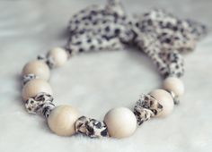 DIY this knotted necklace in under 5 minutes.