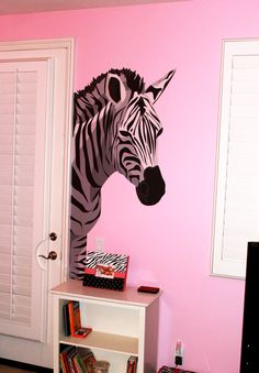 Wall decal.