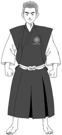 Clothing during Shorinji Kempo Practice Obi Belt, Samurai Art, Men Wear, Photo Reference, Karate, Art World, Martial Arts, Weapons, History
