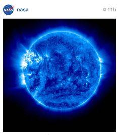 Sol; NASA; raio ultravioleta