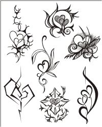 love tattoo pictures collection