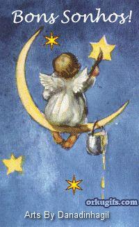 Bons sonhos!