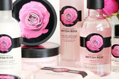 The Body Shop British Rose – not your great-grandma's rose
