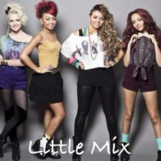 Little Mix(: I love you! Xxxx