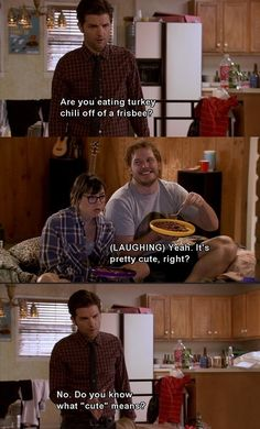 """He's adorable: 