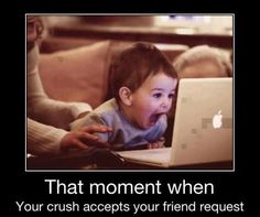 How You Know You Have a Crush - That Awkward Moment | Memes