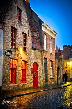 Brugge, Belgium © Paulina Arcklin