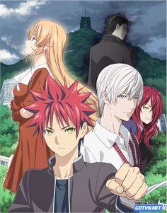 Shokugeki no Souma Season 3 sẽ ra mắt vào mùa thu 2017 | Cotvn.Net