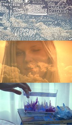 The Look of Virgin Suicides // Cheeky Design