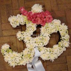 OHM Hindoestaans rouwbloemwerk