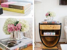 pretty pink tulips: Interior Design Team: Collins Interiors