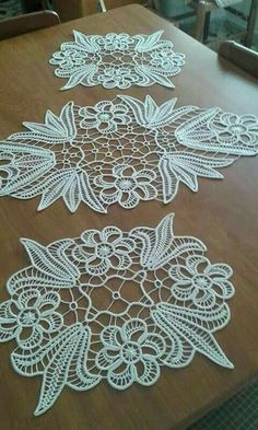 Lace Anglez Models, # Dantelanglezörnek of the I don't know how to make lace anglez. But these lace anglez models are really very beautiful Source by sboatur < Br > Picot Crochet, Crochet Motif, Irish Crochet, Crochet Lace, Crochet Stitches, Russian Crochet, Needle Lace, Bobbin Lace, Lace Doilies