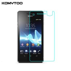 """>> Click to Buy << V 9H 0.3mm 2.5D Explosion Proof Tempered Glass Film For Sony Xperia V LT25i LT25 4.3"""" Toughened Screen Protector Cover Guard #Affiliate"""