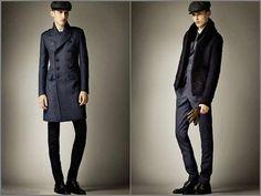 Burberry Prorsum - Pre Fall 2012 Menswear Collection