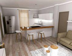 Progetto d\'interni per un appartamento a Pozzolengo ...