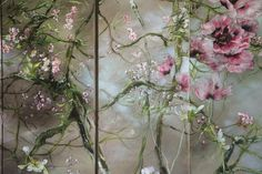 Artist Claire Basler. Lovely Botanicals.