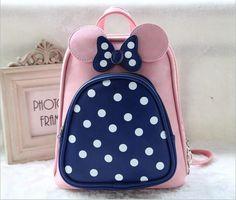 Item Type: School Bags Gender: Girls Pattern Type: Character Type: Backpack Brand Name: KVKY Main Material: PU Item Length: 19 cm Item Weight: 0.35 kg Closure Type: Zipper Item Width: 9.5 cm Material