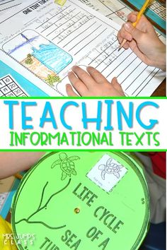 Teaching Information