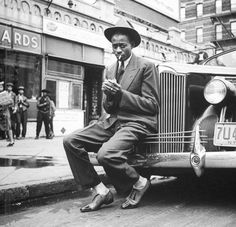 MLB player Satchel Paige [1940s]