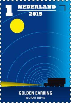 Golden Earing - Radar Love   http://collectclub.postnl.nl/50-jaar-nederlandse-top-40-postzegelvel.html