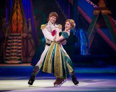 Disney on Ice Presents Frozen! ~ WDW Hints